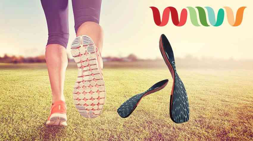 Wiivv Wearables Announces Custom Insole