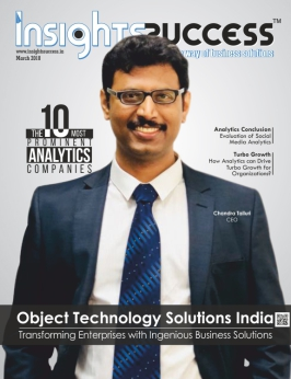 Cover Page - The 10 Most Prominent Analytics Companies - Insights Success