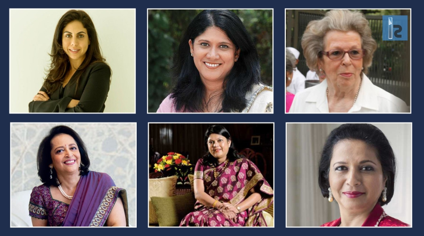 Top Indian Business Women Taking The Nation By A Storm