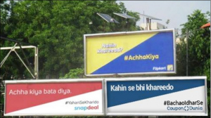 Hash Tags and Twitter Trolls of Snapdeal v/s Flipkart | Insights Success