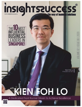 The 10 Most Influential Business Leaders In Singapore